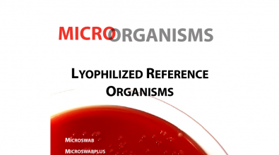microorganisms product list cover